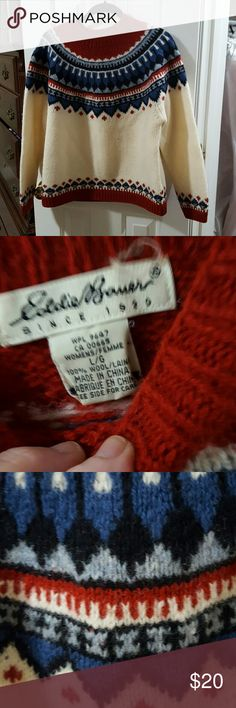 Fair Isle Sampler II deel/part 1 | Red, white and blue | Pinterest ...