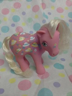 Vintage My Little Pony Twice As Fancy Bonnie by rollergurl52, $7.00