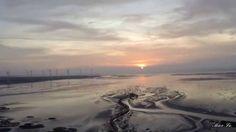 Gaomei Wetland/高美濕地夕彩