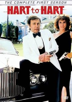 Hart to Hart - Complete 1st Season (6-DVD) (1979) - Television on Starring Stefanie Powers & Robert Wagner; Sony Pictures $13.65 on OLDIES.com