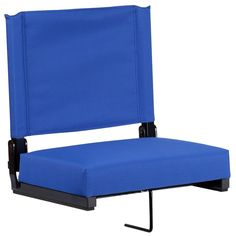 Cushioned Bleacher Seats With Backs