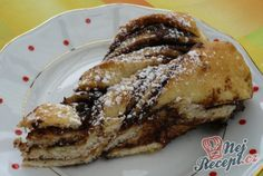 Nejlepší měkoučké medové perníčky na Vánoce   NejRecept.cz Cooking Cookies, Naan, Cake Recipes, Nutella, French Toast, Treats, Breakfast, Sweet, Food