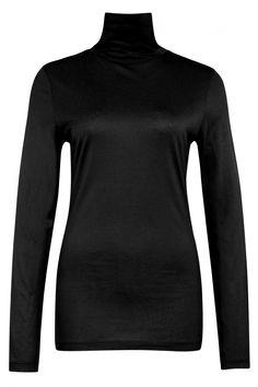 Drykorn Damen Langarmshirt Larni Lila | SAILERstyle Shorts, Arm, Turtle Neck, Sweaters, Outfits, Fashion, Lilac, Hot Pink Fashion, Curve Dresses