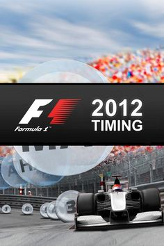 F1 app ready for the 2012 FIA Formula One World Championship!