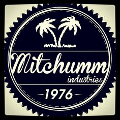 Mitchumm logo spread The World and love you all