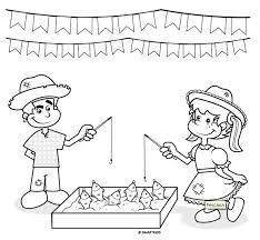 Resultado de imagem para desenho barraca festa junina prendas
