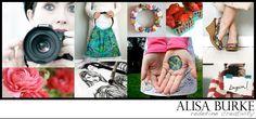 Alisa Burke- redefine creativity