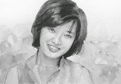 Acoustic Drawings The Shinji Ogata Gallery: Momoe Yamaguchi  山口 百恵