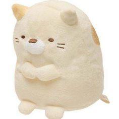Sumikko Gurashi Cat Plush