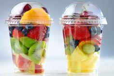 Une salade de fruits - Desserts et régime c'est oui, avec ces recettes à moins de 300 calories - aufeminin