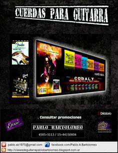 Clases de Guitarra : Pablo Bartolomeo: Cuerdas para Guitarra (Videos sobre fabricación)