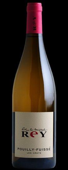 Pouilly-Fuissé - Les Crays - Eve et Michel Rey 11 wine / vinho / vino mxm