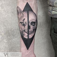 Un artiste réalise des tatouages à la symétrie parfaite - page 9