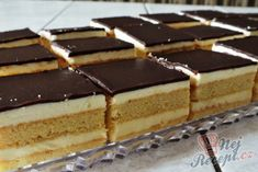 Czech Recipes, Ethnic Recipes, Cupcakes, Tiramisu, Cake Recipes, Sweet Tooth, Cheesecake, Food And Drink, Sweets