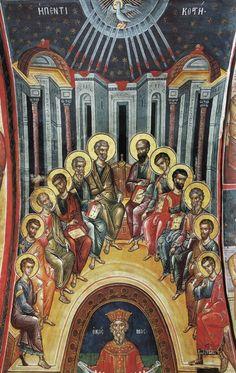 pentecostes del greco