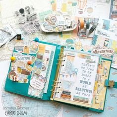 Simple Vintage Traveler 4 x 6 Stickers Simple Stories