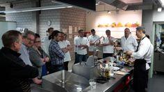 smart cooking SousVide Seminar - schön kochen kann jeder - Wissen wie und warum nur ein erlesener Kreis! Kochkompetenz durch Salvisseminare.