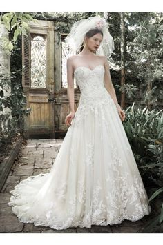 Maggie Sottero Bridal Gown Dallasandra 5MT648