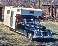 Cadillac Hearse Camper | The Old Motor