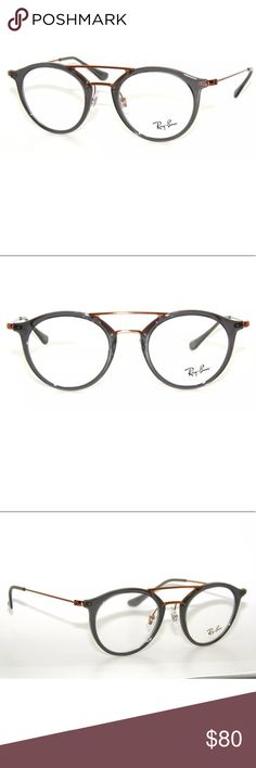 b60075fcc9b2 Ray-ban 7097 Eyeglasses Unisex Excellent Condition