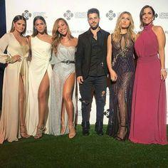 Leonardo Di Caprio leilão Sabrina Sato, Saint Tropez, Bruna Marquezini, Bridesmaid Dresses, Wedding Dresses, Neymar, Yeezy, Hot, Party