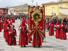 Hellin -Procesión Semana Santa