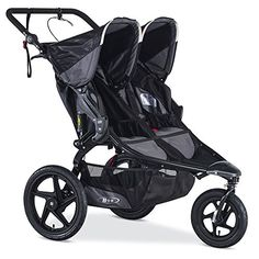 Jogger Baby Strollers - BOB 2016 Revolution PRO Duallie Stroller Black *** See this great product.