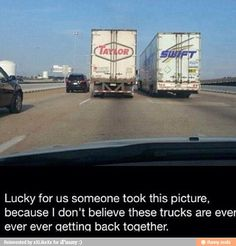 We ship a lot of our orders via motor freight so when I saw this I had to post it.  Too funny!