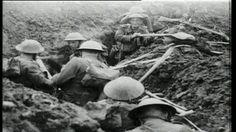 In 1914 brak de Eerste Wereldoorlog uit. Een oorlog die vier jaar lang zou duren en aan 10 miljoen soldaten het leven heeft gekost.