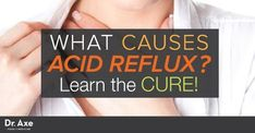 Have you ever had acid reflux or any kind of gastrointestinal distress? In this article, you will learn what causes acid reflux and the diet and remedies... #AcidRefluxDiet