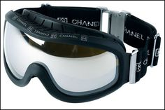 Chanel Ski Goggles.. #stylinswag.. gimmie