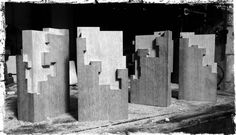 Petites constructions. Alban LANORE