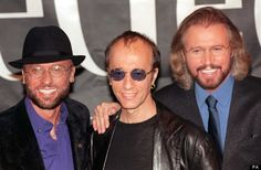 02/23/2002, The Bee Gees played their last show ever at the Love & Hope Ball in Miami, FL. #TheBeeGees