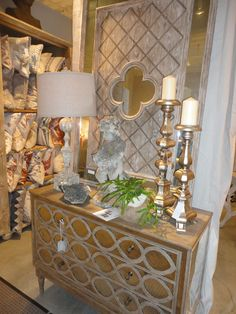BLISS STUDIO available at magnolia. #chest #dresser #mirrored
