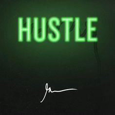 @garyvee #hustle Gary Vee, Hustle, Neon Signs, Tv, Youtube, Television Set, Youtubers, Youtube Movies, Television