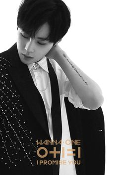 "WANNA ONE | Ha Sung Woon | Sungwoon | ""0+1=1 (I Promise You)"" Special Bonus Photos"