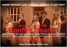 The Bonfire Hearts film trailer is now available on YouTube -https://www.youtube.com/watch?v=xaA_GREGKtM