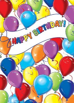Happy Birthday!  - TheGreetingCardShop