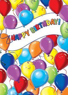Happy Birthday!  - TheGreetingCardShop