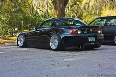 Ramon's Honda S2000    This is my favorite S2000 in the world. The car is slammed on some big lipped BBS RS's. It has the best stance I have ever seen on a S2000 as well. It is the definition of Simply Clean.