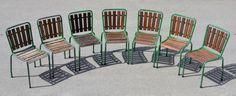 Bigla-Gartenstühle Outdoor Chairs, Outdoor Furniture Sets, Outdoor Decor, Home Decor, Chair, Balcony, Homemade Home Decor, Garden Chairs, Decoration Home