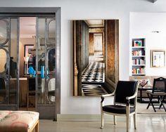 VINTAGE & CHIC: decoración vintage para tu casa · vintage home decor: Puertas correderas [] Sliding doors