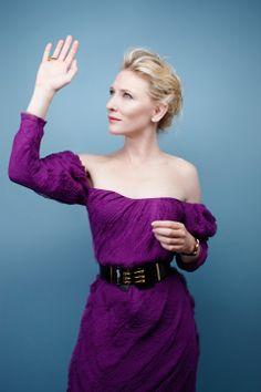 bohemea: Cate Blanchett by Lorenzo Agius