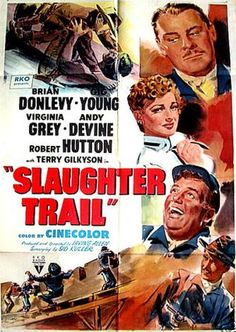 rko radio pictures western | Slaughter Trail
