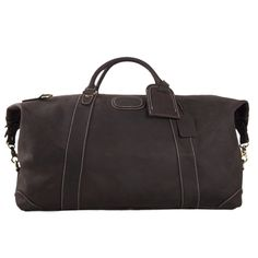 db41607a5e Vintage Genuine Cowhide Leather Travel Bag   Duffle Bag   Weekender Bag  Duffle Bag Travel