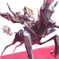 Link!, Tan Zhi Hui on ArtStation at https://www.artstation.com/artwork/B9KPl
