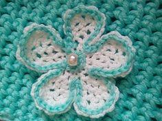 Fiore crochet