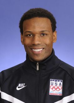 Shani Davis, Olympic Champion speed skater. He became the 1st Black athlete (from any nation) to win a gold medal in an individual sport at the Olympic Winter Games, winning the speedskating 1000m event. He also won a silver medal in the 1500m event. At the 2010 Winter Olympics, he duplicated the feat, becoming the 1st man to successfully defend the 1000m gold medal & 1500m silver medal. He has set 8 world records and sits atop the world Adelskalender list, which ranks the fastest speed skat...