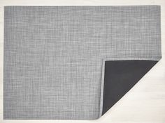 Basketweave Area Rug & Floor Mat in Shadow/Grey, Small Radiant Heating System, New Bedroom Design, Custom Mats, Carpet Cleaners, Subtle Textures, Contemporary Rugs, Heating Systems, Vinyl Flooring, Danish Design