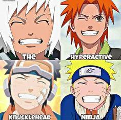 The Hyperactive Knucklehead Ninja